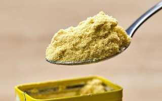 Как приготовить горчичники из сухой горчицы