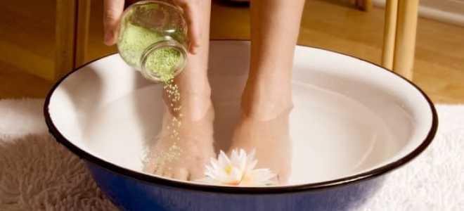 Как парить ноги в ванночке с горчицей