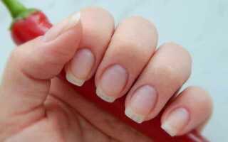 Красный перец для ногтей: секрет успеха