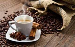 Кофе с корицей как оригинальный и вкусный напиток