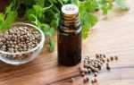 Способы применения масла кориандра для красоты и здоровья