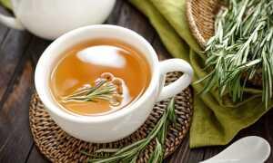 Чай с розмарином