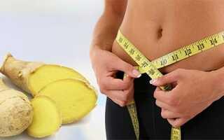 Полезен ли маринованный имбирь при похудении