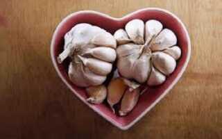Чеснок для сердца, сосудов и давления