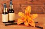 Использование эфирного масла ванили для кожи и волос