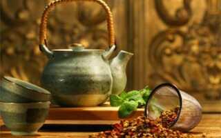 Анисовый чай — свойства и рецепты