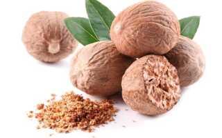 Как употреблять и чем заменить мускатный орех