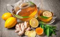 Чай с молотым имбирем это вкусно и полезно
