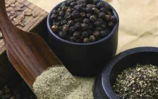 Польза и вред черного перца: коротко о важном