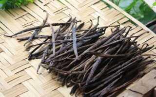 Как правильно использовать стручки ванили