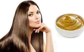 Маска для волос с горчицей: лучшие рецепты