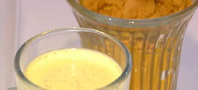 «Золотое молоко» из куркумы: польза и вред