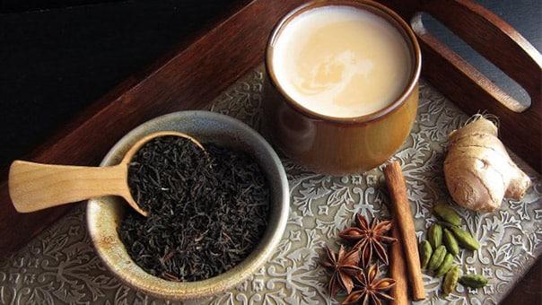 кардамоновый чай
