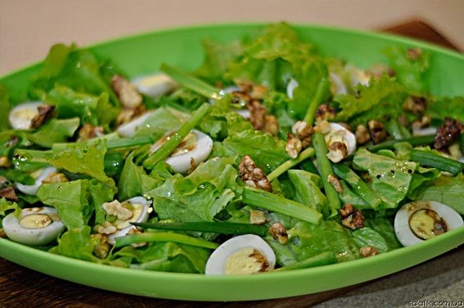 розмарин в салате